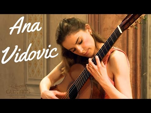Ana Vidovic plays Asturias by Isaac Albéniz