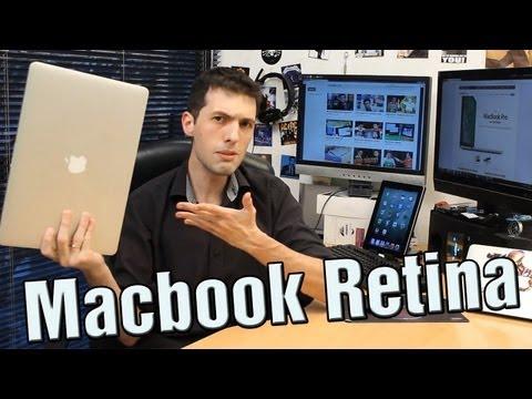 Review: MacBook Pro 15 Retina (Mid 2012)
