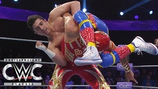Gran Metalik vs. T.J. Perkins - CWC Final: Cruiserweight Classic Live Finale on WWE Network