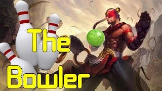 Plays Episode 1: Lee Sin - the bowler (League of Legends)