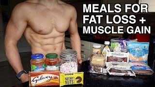 Low Calorie Meals for Weight Loss | High Protein Diet...