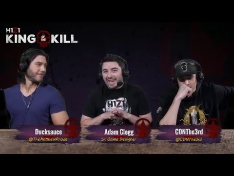 Livestream Recap: KotK's New Game Mode W/ CDN And Ducksauce
