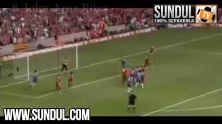 Top 10 liverpool long shoot | Video bola, Cuplikan gol
