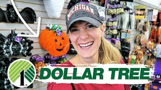 BEST DOLLAR TREE HALLOWEEN HACKS! 🎃 You've never seen these... just trust me!