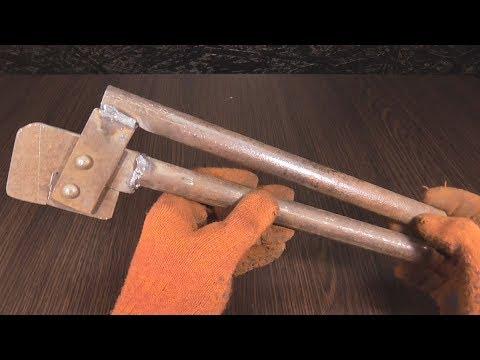 Инструмент который поможет в работе с листовым металлом