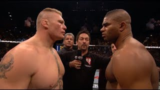UFC Legends Lookback: Alistair Overeem
