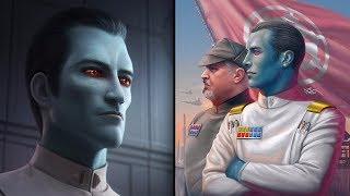 How Thrawn was Bullied at the Imperial Academy [Canon] - Star Wars Explained