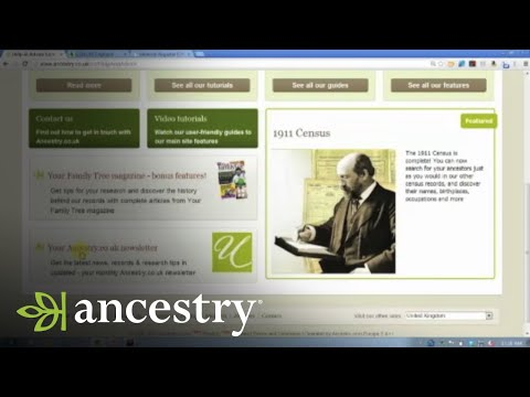 Top Tips for Beginning English Family History Research