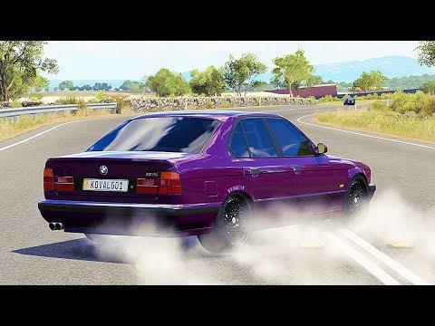 ЛЕГЕНДАРНАЯ ДРИФТ BMW M5 E34 #ХОТИМBMWM5 ВАЖНО!