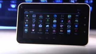 Budget Android tablets compared