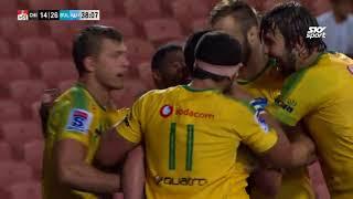 HIGHLIGHTS | 2018 Super Rugby Week #5: Chiefs v Bulls