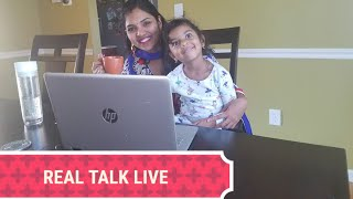 Real Talk Time   LIVE Fun Talk