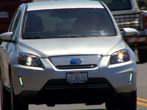 Car Tech - 2012 Toyota RAV4 EV