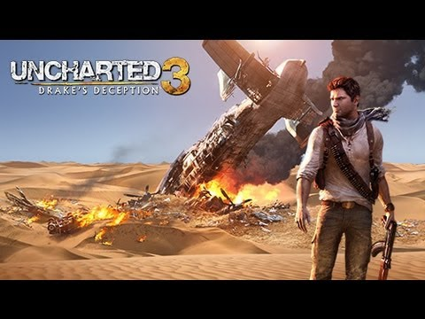 Uncharted 3-Turnierouttake-Plündern-Part 4-Wüstendorf