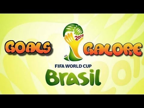 Goals Galore World Cup HD #1 - Brazil vs Croatia 0-1 Marcelo Own Goal!
