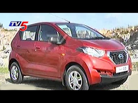 Datsun Redi - Go Test Drive and Complete Review | Speedo Meter | TV5 News