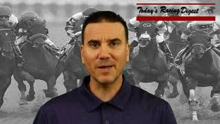 San Carlos Stakes 2018 from Santa Anita Park with American Anthem and Dabster