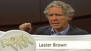 Lester Brown - 24/01/2000