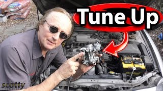 Does Your Car Need a Tune Up? Myth Busted | Scotty Kilmer