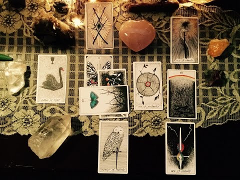 Aries Love Tarot ~Will my love come back to me?~ March 2017
