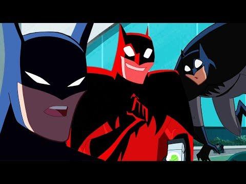Justice League Action Россия | Бэтмен в действии | DC Kids