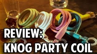 Review: KNOG Party Coil Lock