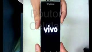 Sony Ericsson LT18a - Hard Reset - Desbloquear - Resetar