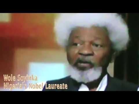 Prof. Wole Soyinka on Boko Haram in Nigeria