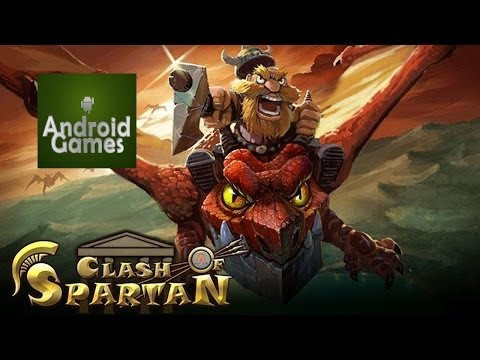 Clash of Spartan Android Trailer HD 720p
