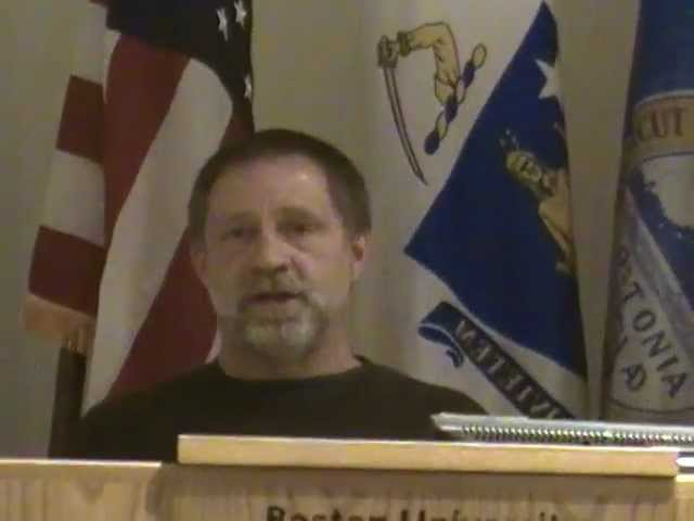 Randy Gardner at Boston University
