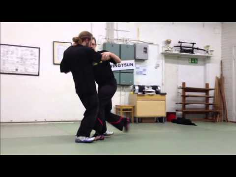 Combat Mechanics WINGTSUN demo 20.1. 2013 Image 1