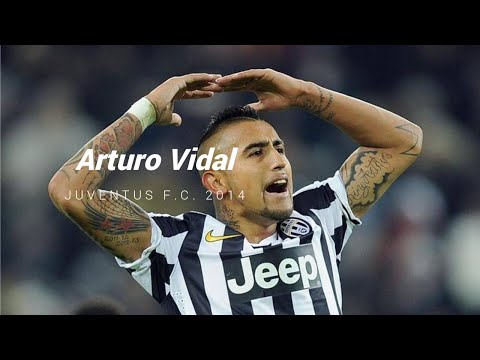 Arturo Vidal (Co-op) - Juventus & Chile's Star HD - 2014
