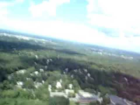 Aerial Video of Lexington Massachusetts