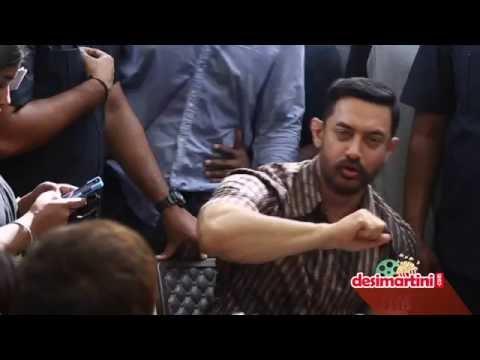 Aamir Khan Press Conference for Dangal in Ludhiana - Desimartini.com thumbnail