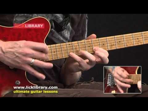 Quick Licks Van Halen Volume 2 - Guitar Lessons With Jamie Humphries