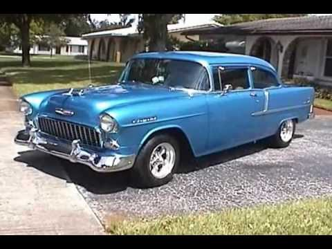 1955 Chevy For Sale Stunning 4 Speed P S P B A C Ford Rear