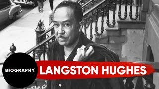 Langston Hughes - Leading Voice of the Harlem Renaissance | Mini Bio | BIO