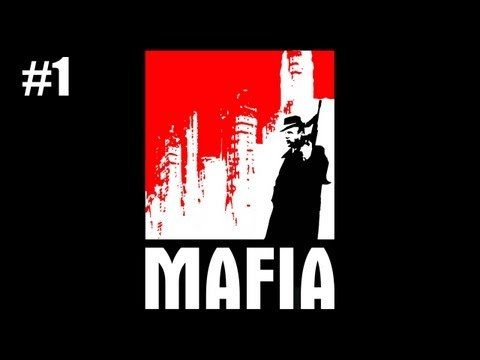 Mafia: The City of Lost Heaven - Zwykły taksówkarz [Let's Play #1]