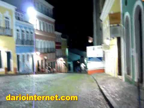 Salvador De Bahia At Night - Featuring Barra Area  My Travel