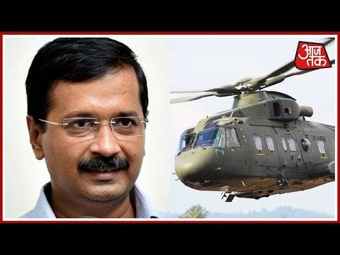 Arvind Kejriwal's Double Attack On BJP And Congress Over Agusta Scam