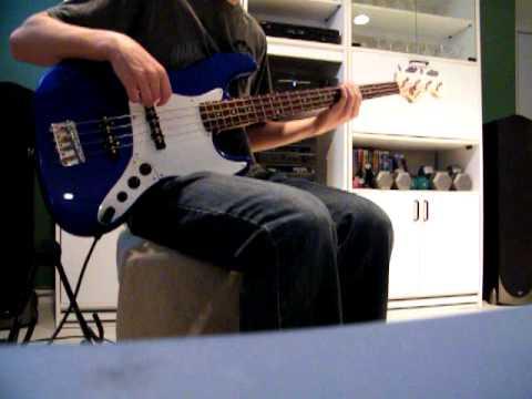 U2 Stay (Faraway so close!) Bass Cover