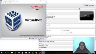Tutorial Penginstalan Sistem Operasi Windows 7 di Virtualbox dan Pembagian Partisi Harddisk