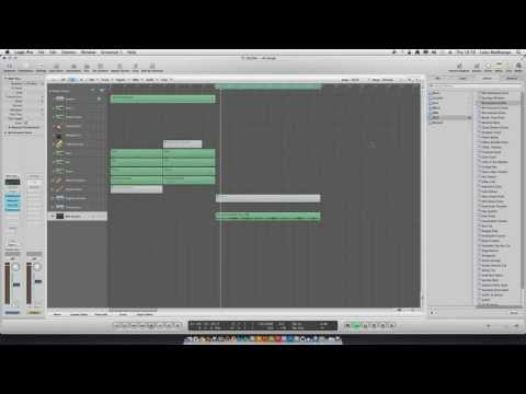 Realistic Electric Guitars From MIDI With No Add-Ons   Logic Pro