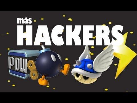 Más Hackers... - Mario Kart Wii