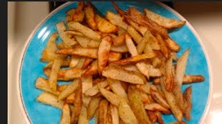 #452 - Air Fryer/Hand Cut FRENCH FRIES