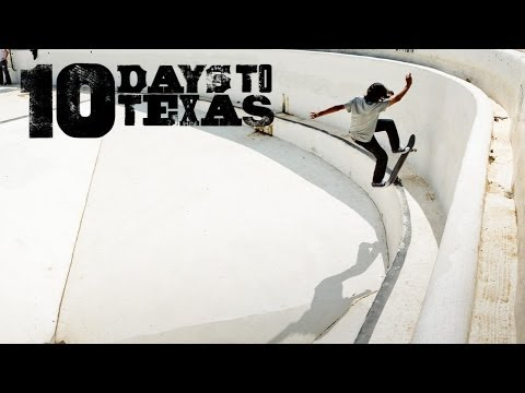 """10 Days to Texas"" Trailer"