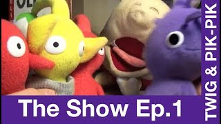 Journey To The Center Of The Bulborb - Twig & Pik-pik: The Show (s1ep1)