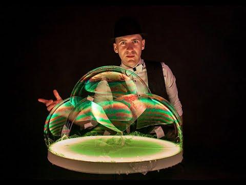 Шоу Мыльных пузырей (Мыльное шоу)