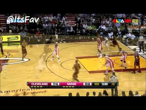 Kyrie Irving Full Highlights vs Miami (2/7/12)