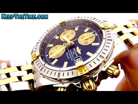 Breitling Chronomat Evolution Windrider Watch